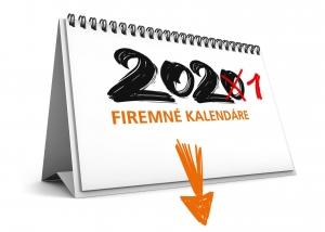 Firemné kalendáre