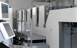 Komori LITHRONE S-529H