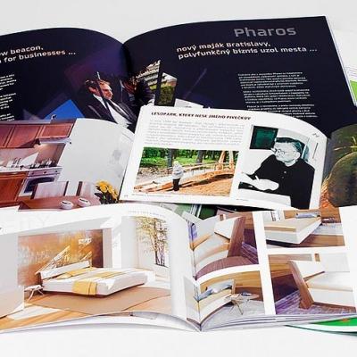 Výroba brožúr V1
