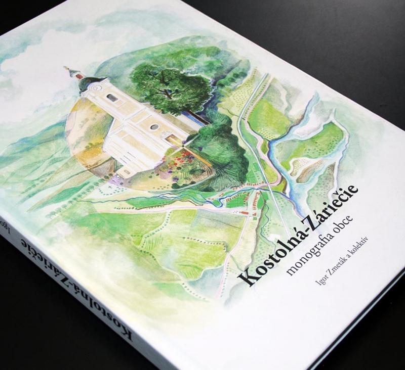 Grafické práce – kniha